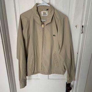 Vintage Lacoste Bomber Jacket